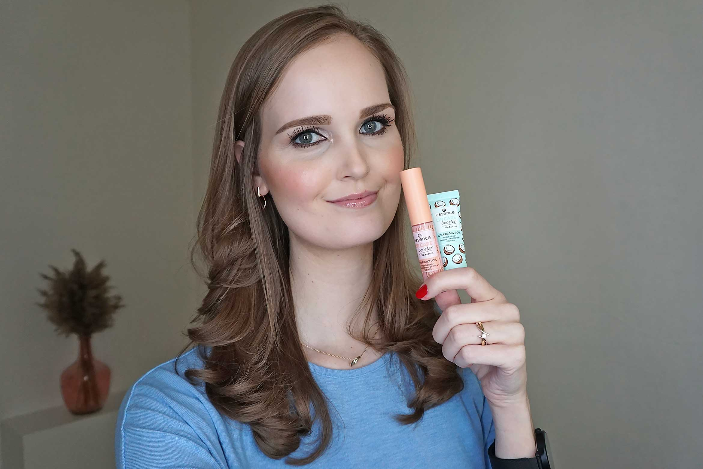 essence lip care booster review-result