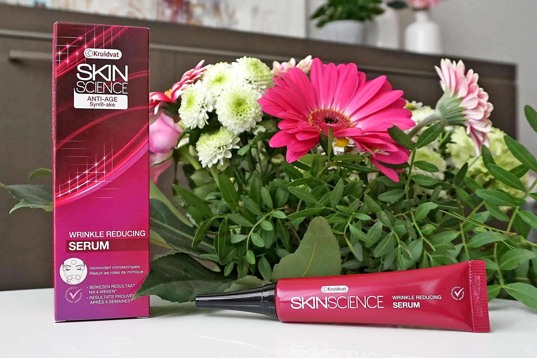 kruidvat skin science wrinkle reducing serum review