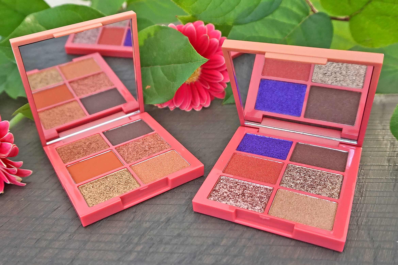 lottie london x laila loves eyeshadow palette review