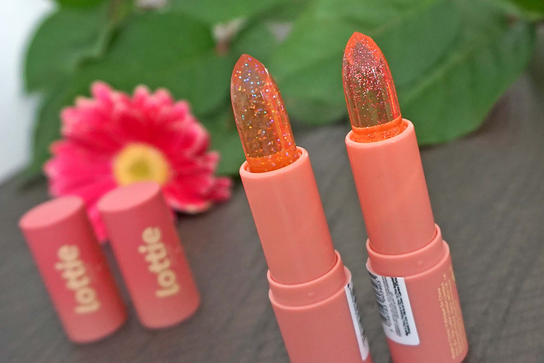 lottie london x laila loves lip balm pH reactive review