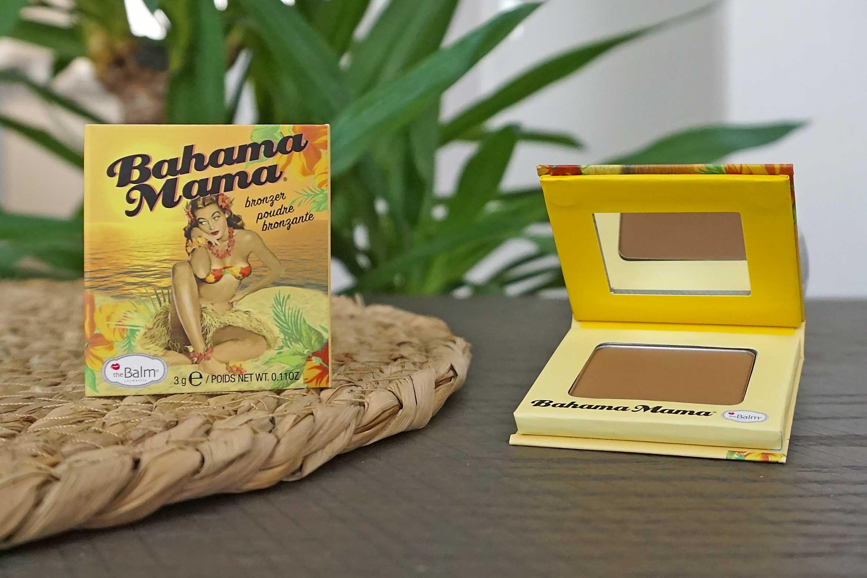 TheBalm Bahama Mama bronzer review