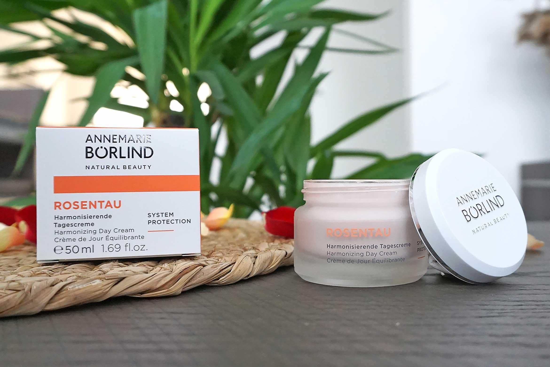 annemarie borlind rosentau harmonizing day cream review