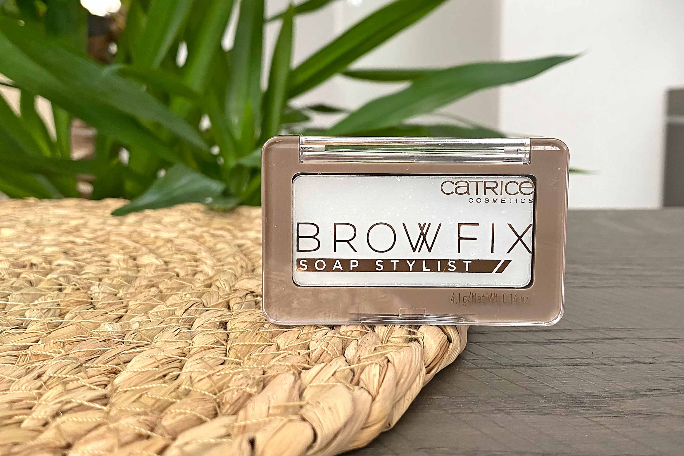 catrice brow fix soap stylist review