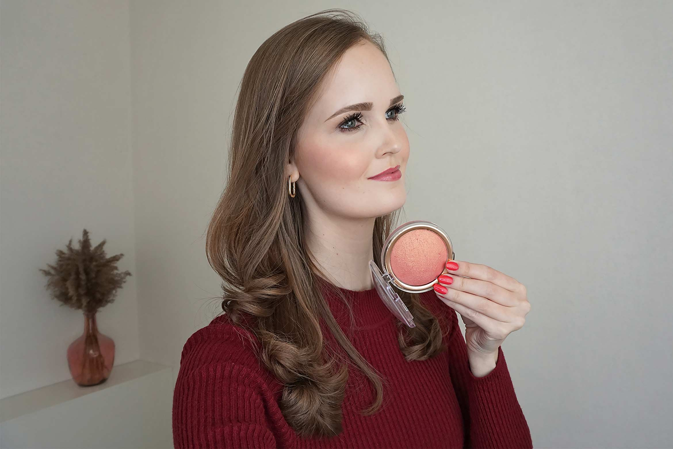 catrice cheek lover oil-infused blush swatch review