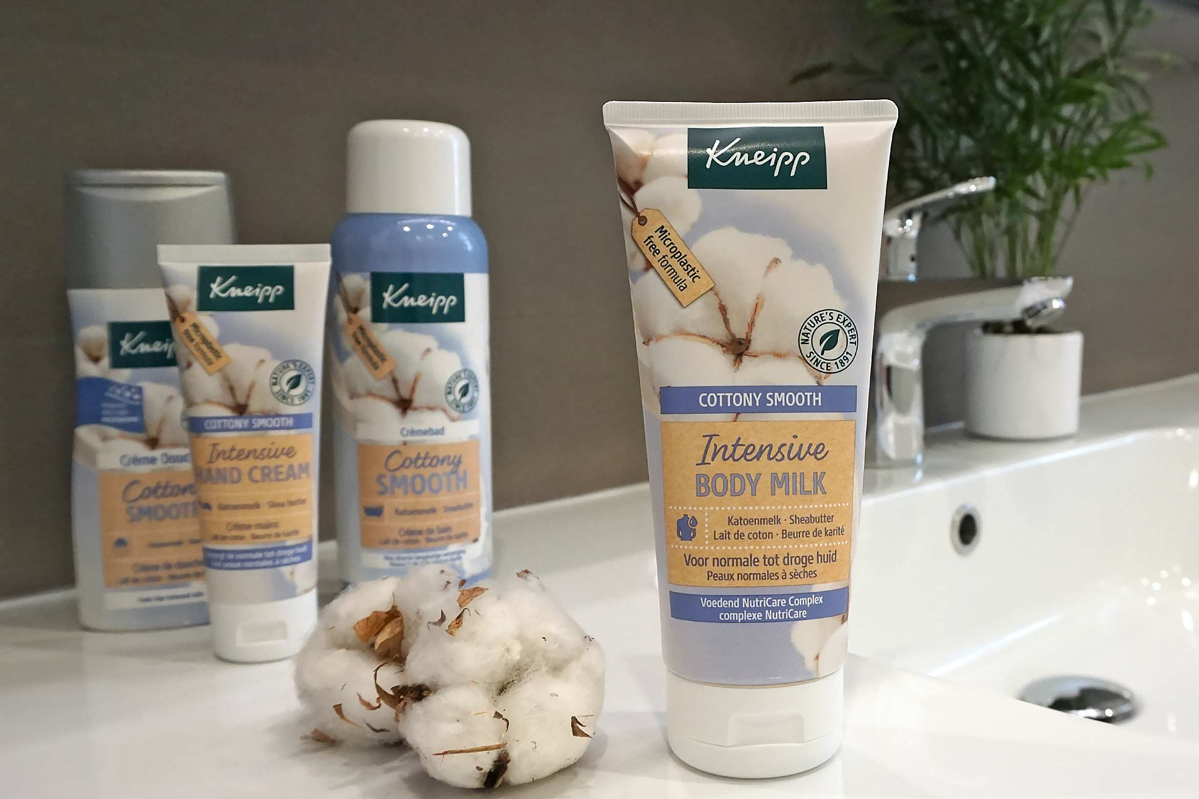 kneipp cottony smooth intensive body milk review