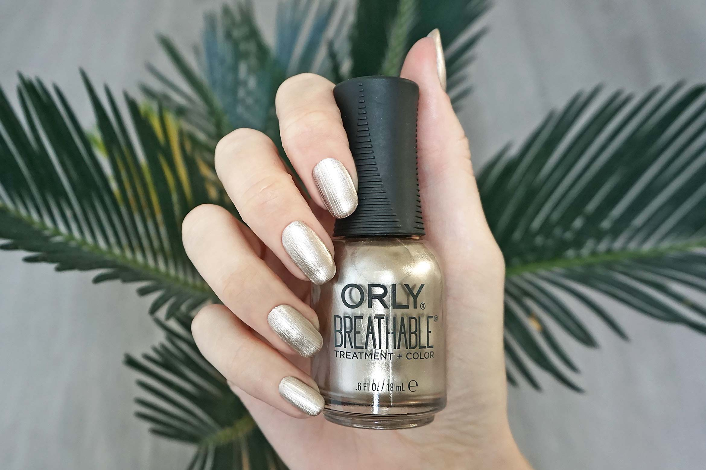 nagellak orly breathable treatment color rearview swatch