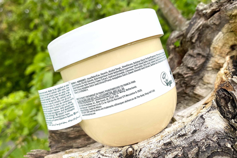 the body shop cool daisy body yoghurt ingredienten review