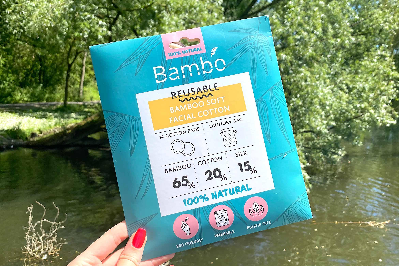 Bambo reusable facial cotton