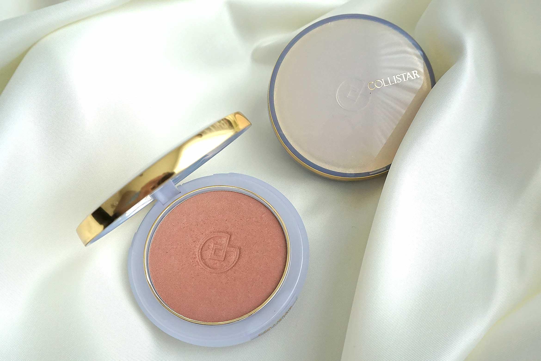 collistar silk effect maxi blusher sunkissed skin bronzer