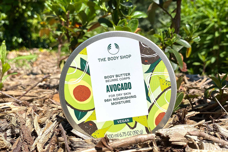the body shop avocado body butter review the vegan society