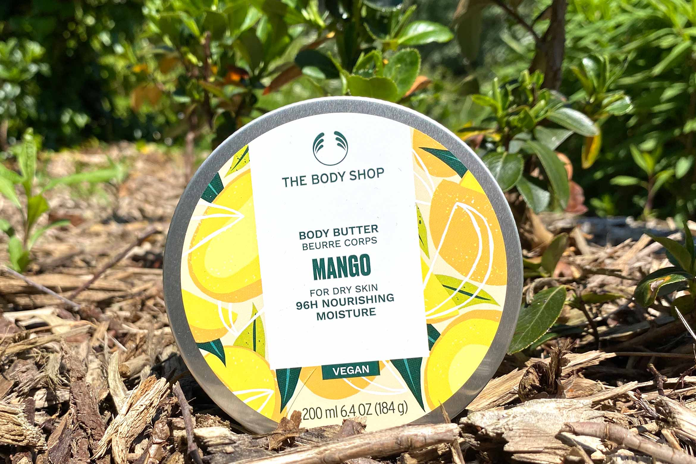 the body shop mango body butter review the vegan society