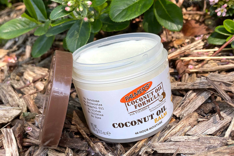 Palmer's coconut oil formula balm review