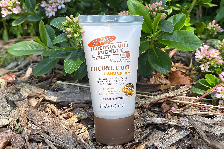 Palmer's coconut oil formula hand cream review