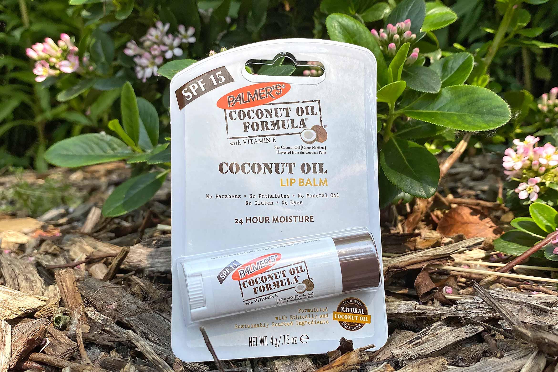 Palmer's coconut oil formula lip balm review