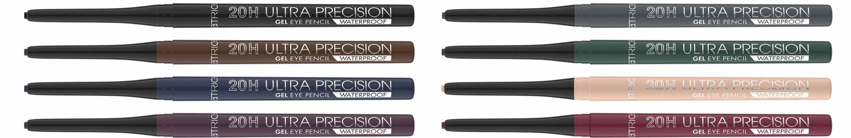 catrice 20h ultra precision gel eye pencil waterproof