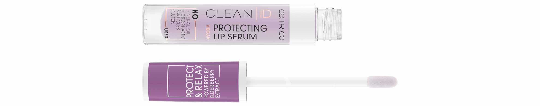 catrice clean id protecting lip serum