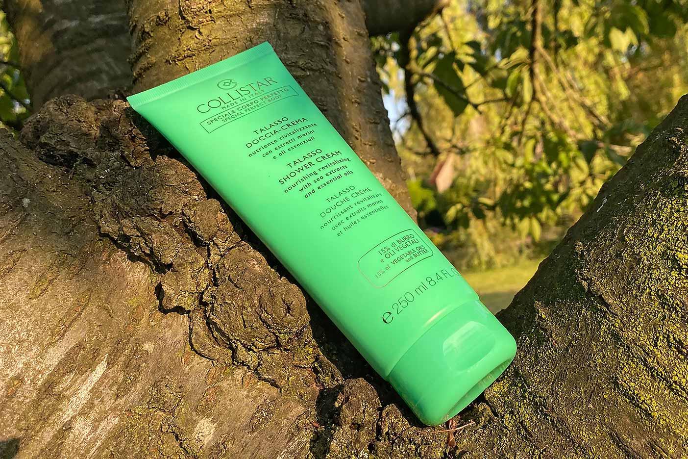 collistar talasso shower cream review
