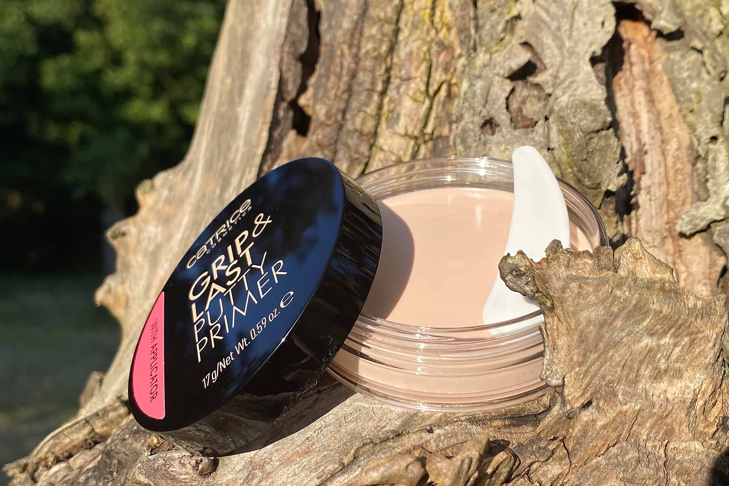 CATRICE grip last putty primer review