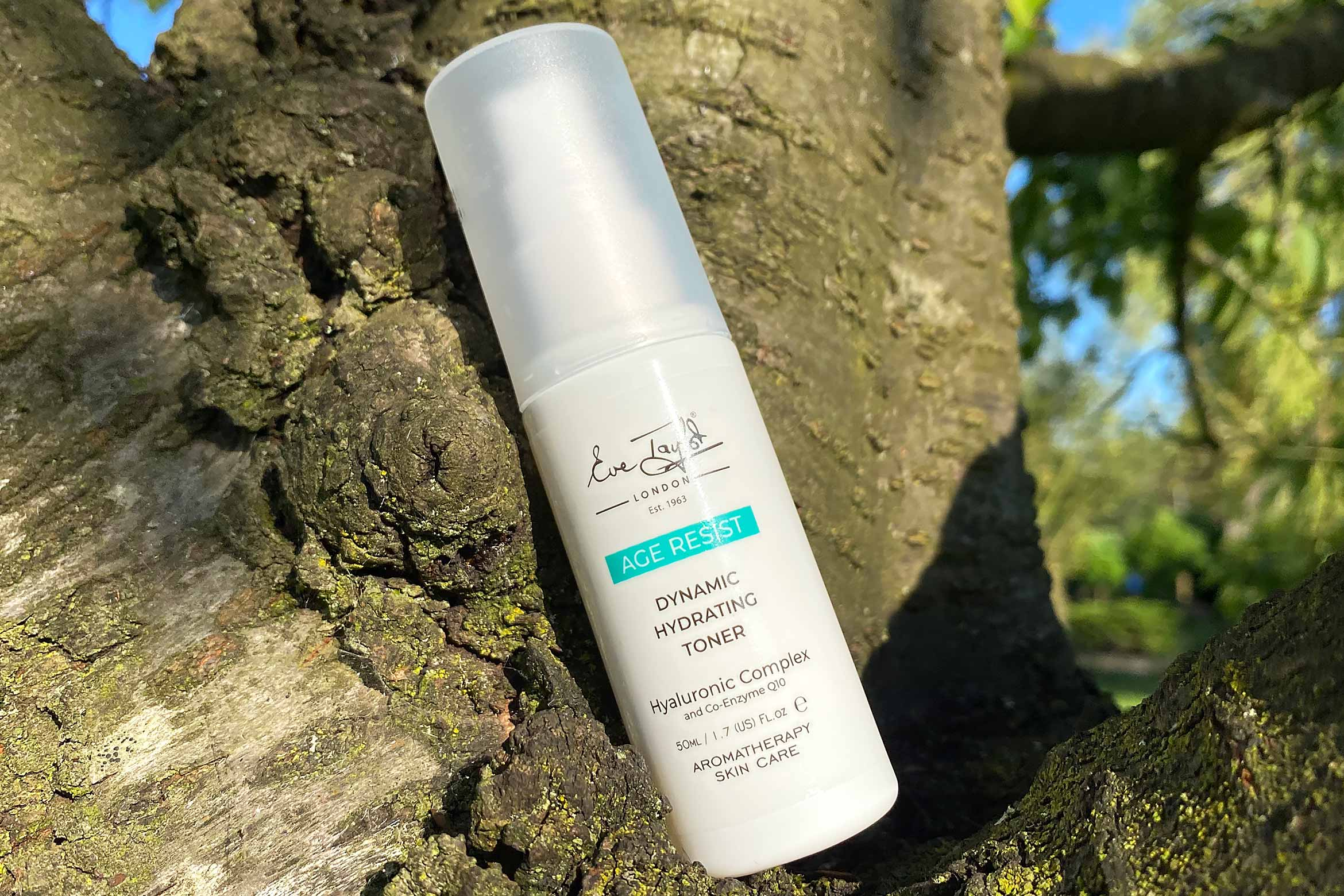 Eve Taylor Age Resist dynamic hydrating toner review