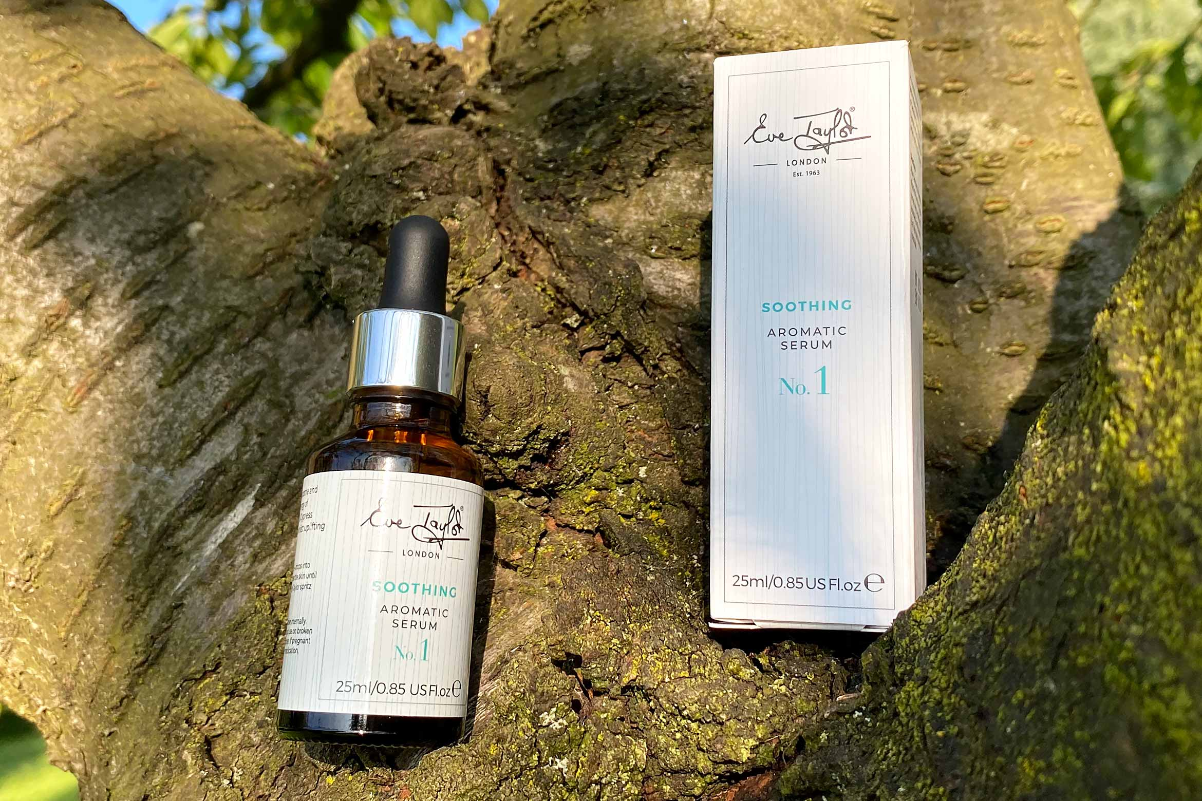 Eve Taylor soothing aromatic serum no 1 review