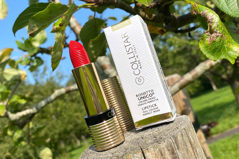 collistar unico lipstick review