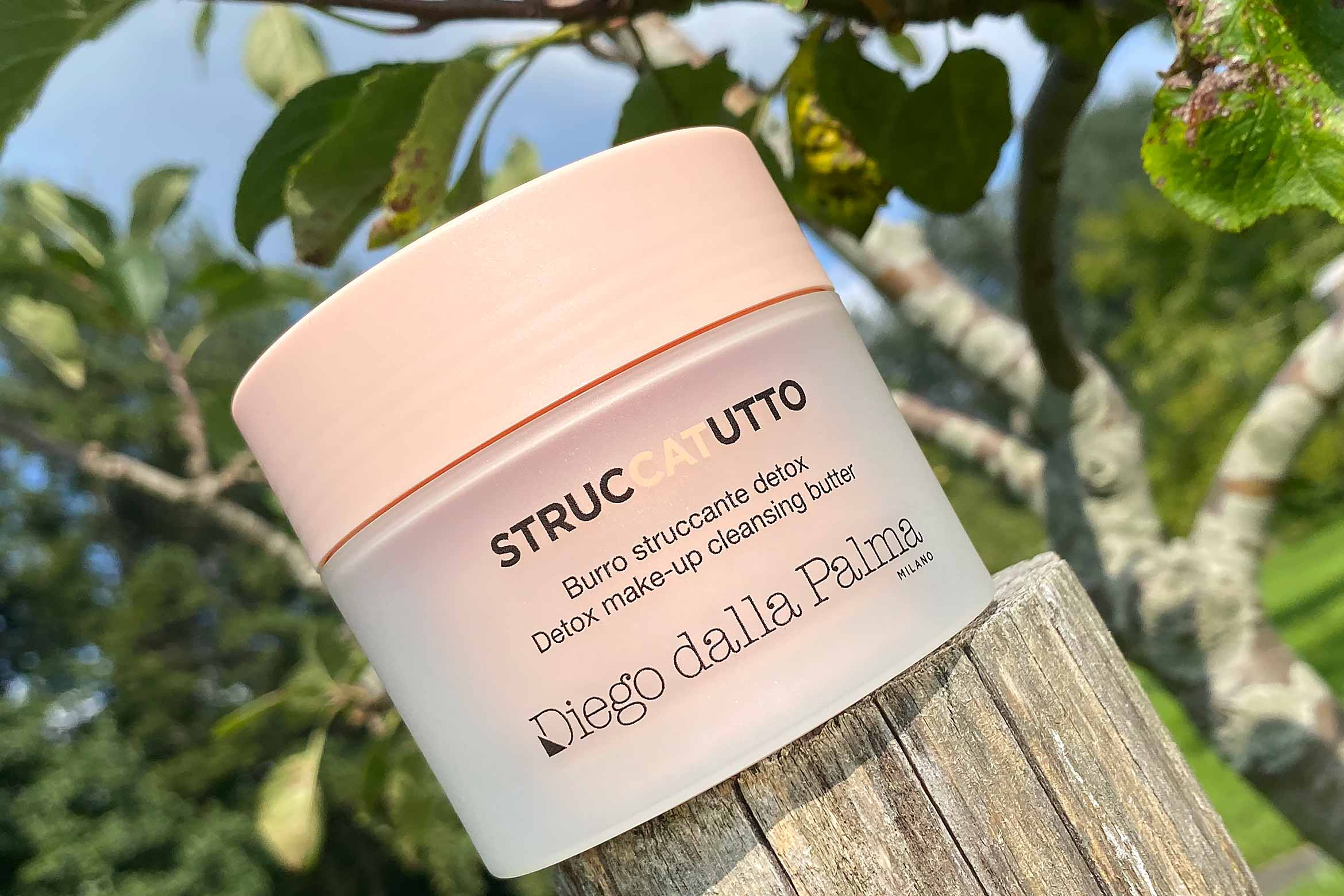diego dalla palma struccatutto detox make-up cleansing butter review