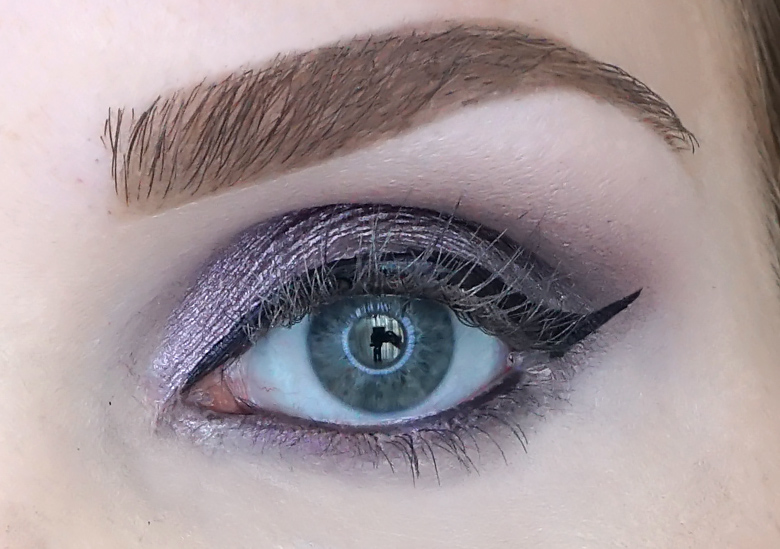 essence lash princess curl volume mascara review before after