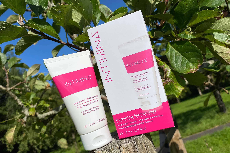 intimina feminine moisturizer