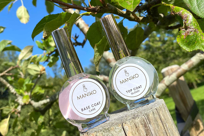 maniko base top coat review