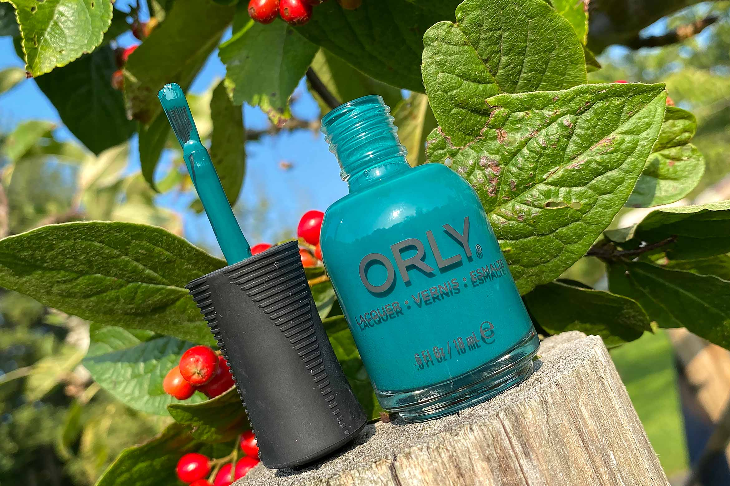 orly in full plume swatch wild natures herfst collectie