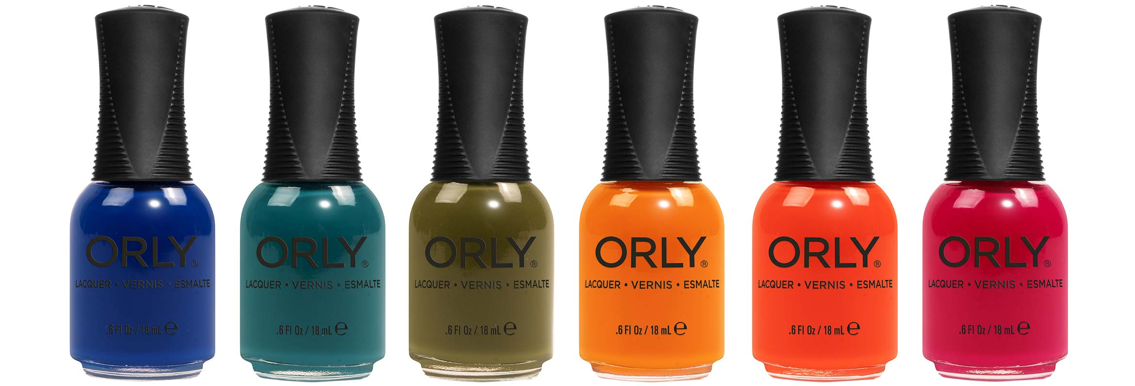 orly wild natured collection swatches orly herfst collectie