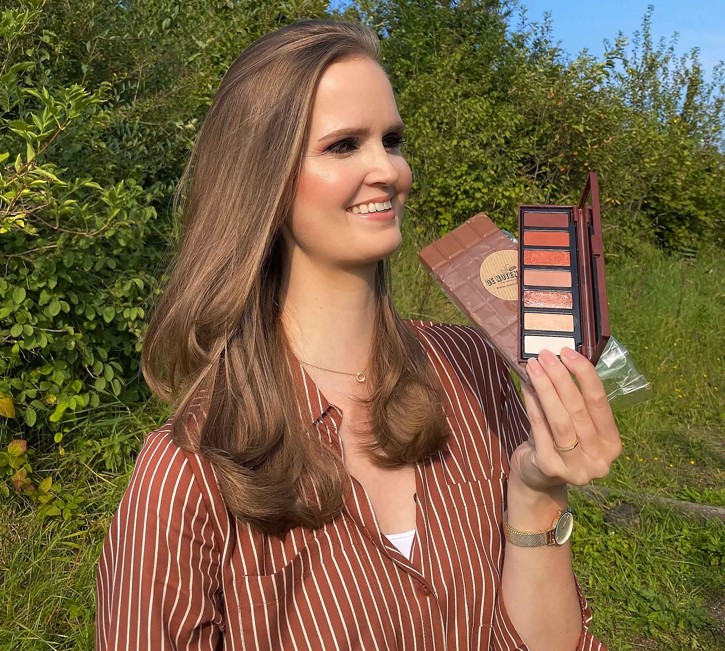 pupa zero calorie chocolate review look swatch