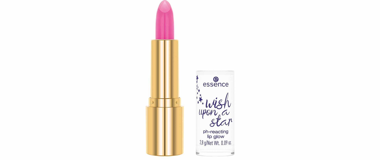 essence wish upon a star ph-reacting lip glow