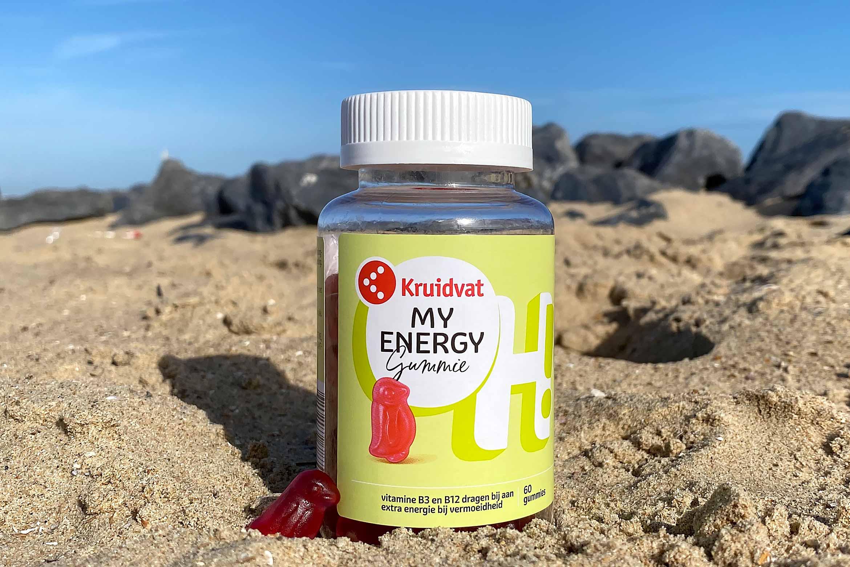 kruidvat oh my energy gummies review