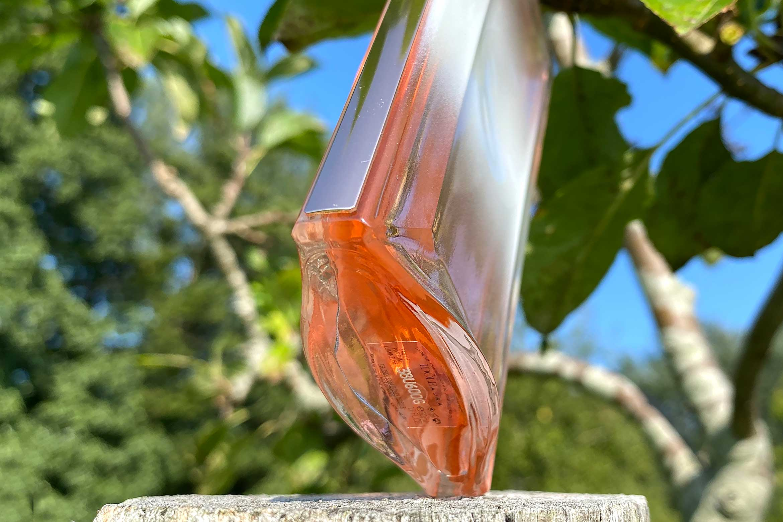 lancome idole aura eau de parfum flacon design